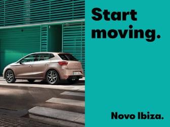 NOVO SEAT Ibiza na Caetano Active