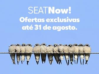 Campanha SEAT Now na Caetano Active
