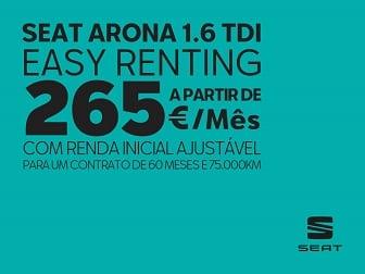 Campanha Novo SEAT Arona