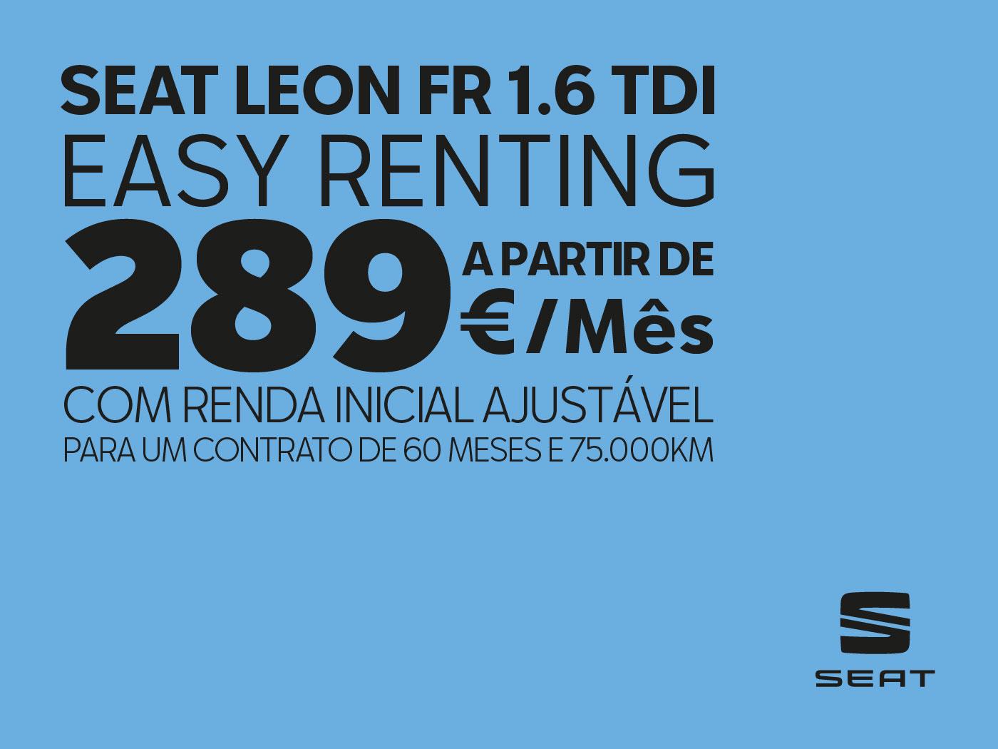 Campanha SEAT Leon STna Caetano Active