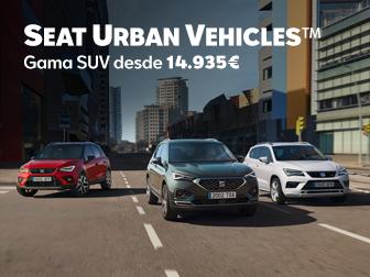 Gama SUVa partir de 14.935€